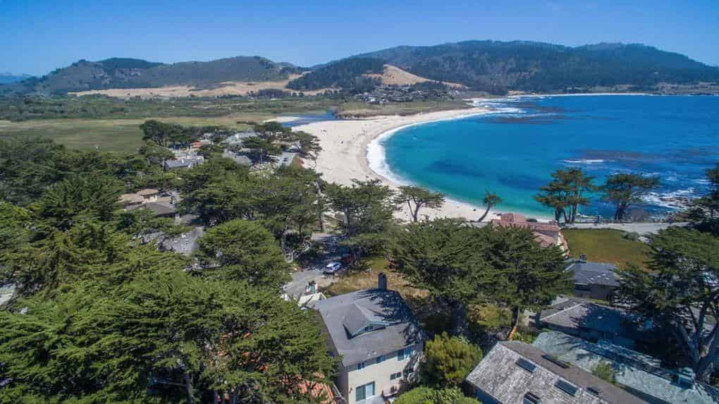 Carmel Ca by the sea, Pebble Beach Resorts