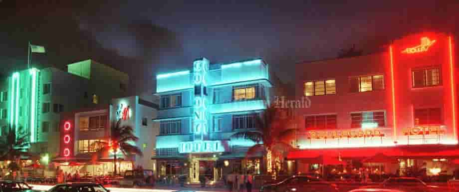 Miami Deco Architecture